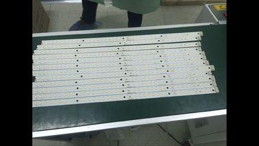 SMT Circuit Board Laser Pcb Depaneling Machine , Aluminum Plate