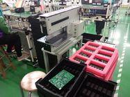 High Speed V Cut PCB Depanel Circuit Board Cutter for Aluminum Board