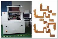 الصين الأشعة فوق البنفسجية ليزر ديبانلينغ آلة / التلقائي مولتيبوارد نك آلة القطع بالليزر الشركة