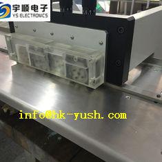 Standard 2.4M Platform Aluminum Pcb Depaneling Machine With 4 Blade Sets CE